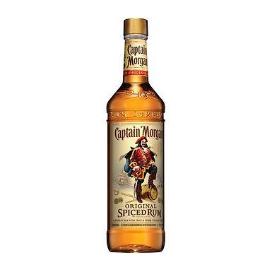 Captain Morgan Original Spiced Rum, 700ml