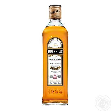 Bushmills Irish Whiskey, 500ml