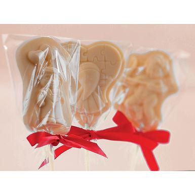 Lollipop Bags Martellato, 100 pcs, 90x130mm