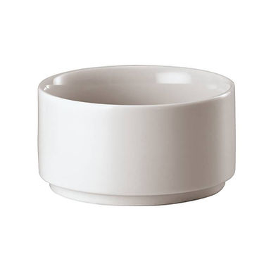 Bowl Arthur Krupp Omnia, Porcelain, White