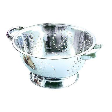 Cullender Bowl, Inox, 3 Sizes