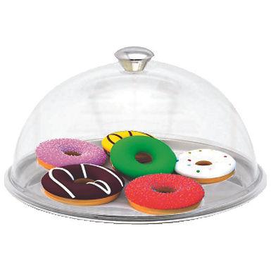 Cake Tray, Round, Plexiglass, Ø35cm