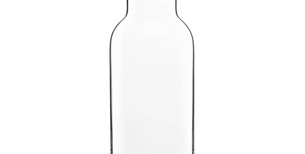 Carafe Luigi Bormioli Sublime, with or without Cork, Crystal, 1000ml