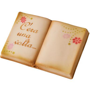 Book Mold Martellato Silicone Idea, Silicone, 145x100x20mm