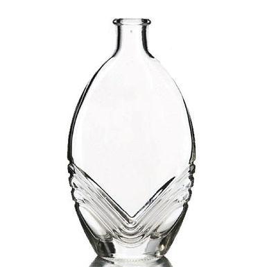 Bottle Tarquinia Costolata, Glass, 40ml