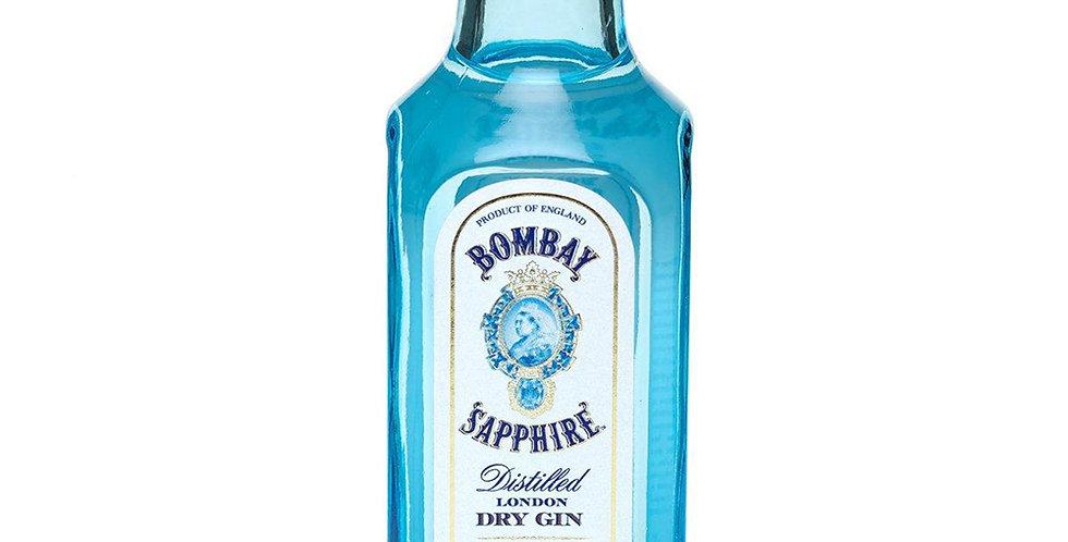 Bombay Sapphire London Dry Gin, 50ml