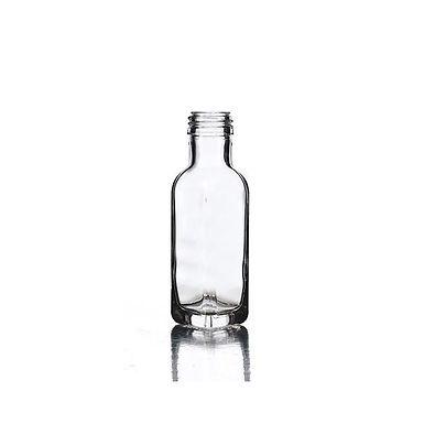 Bottle Marasca, Glass, Clear, 100ml, 31.5x18
