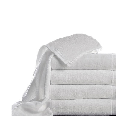 Face Towel Fragente, White, 16/1, 400gr/m², 50x100cm