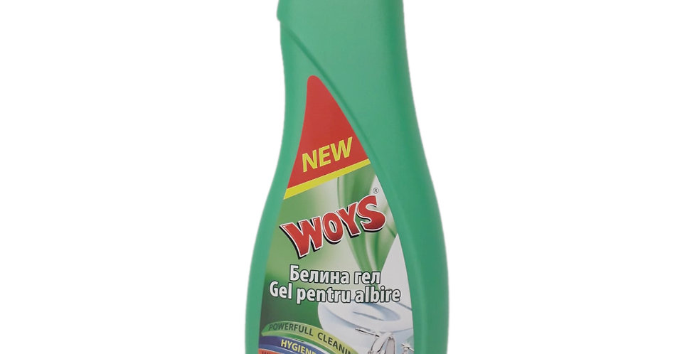 Bleach Gel Woys, 750ml