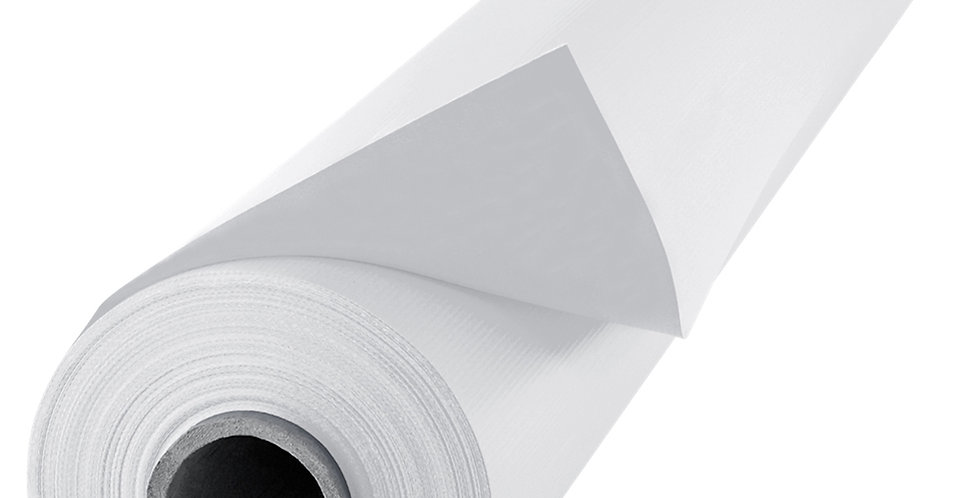 Blackout Curtain Roll, Ice, 3x20m