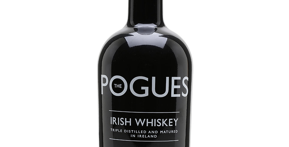 The Pogues Irish Whiskey, 700ml