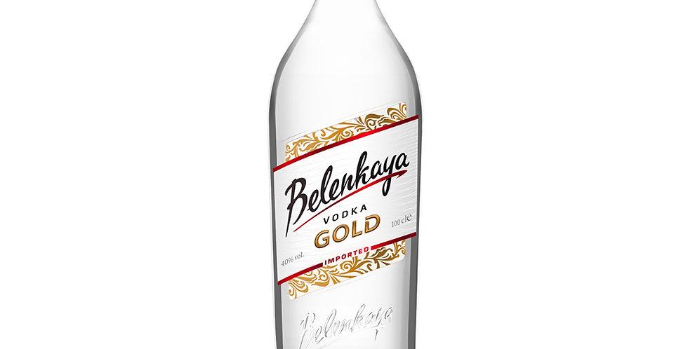Belenkaya Gold Vodka, 1L