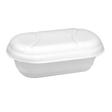 Ice Cream Takeaway/Delivery Box, Styrofoam, 28.6x15.3x9.5cm, 2250ml
