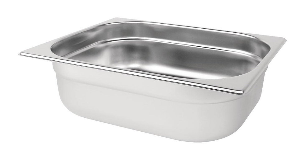 Gastronorm Pan, Stainless Steel, GN1/2