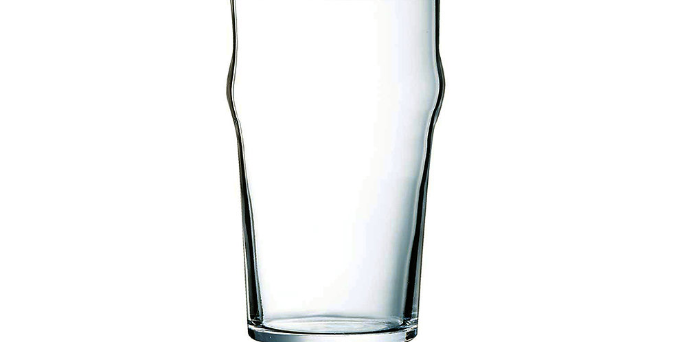 Beer Glass Arcoroc Nonic, Tempered, 280ml