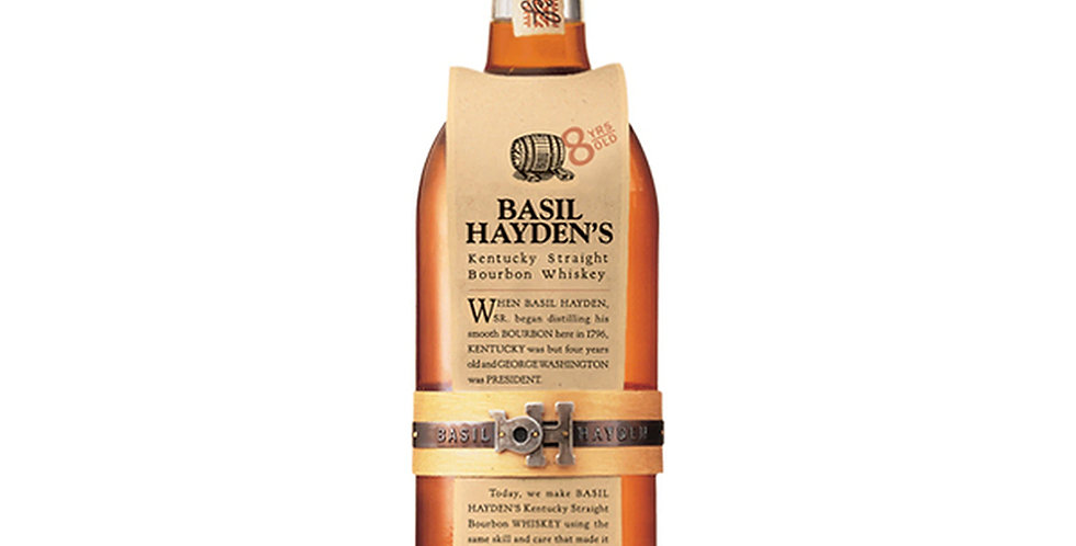 Basil Hayden's 8 Yrs Old Bourbon Whiskey, 700ml