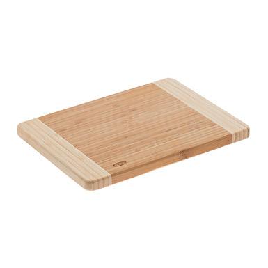 Bicolor Cutting Board Leone, Bamboo, Natural, 1 pc, 22x30x1.9cm