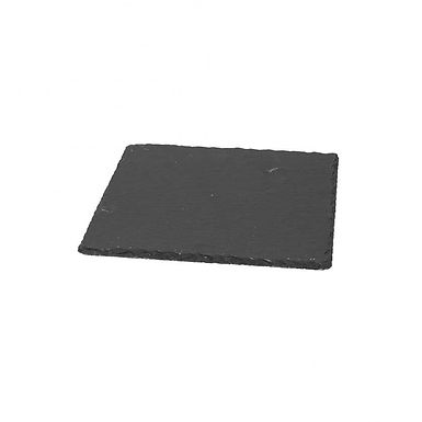 Tablet Plate Tognana Olly, Square, Slate, 20x20cm