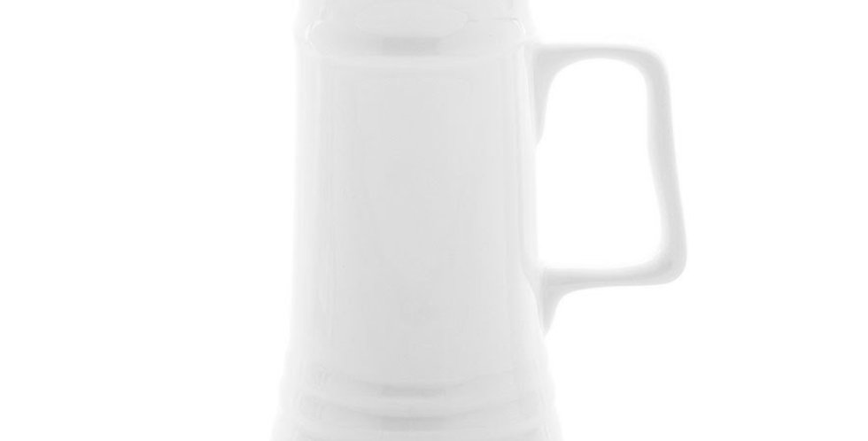 Beer Mug Gural Porselen, Porcelain, 575ml