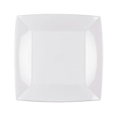 Disposable Plate Goldplast, Square, PP, 8 Colors, 23x23cm