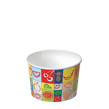 Paper Cup for Ice Cream, Ø95.1x64.5mm, 290ml
