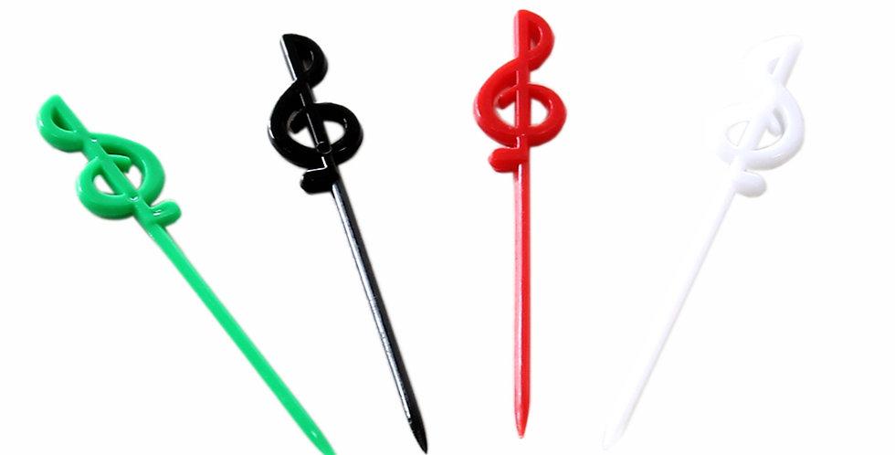 """Sticks """"SOL Key"""", Polystyrene, 1000 pcs, 8.5cm"""