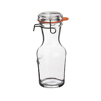 Bottle Luigi Bormioli Lock Eat, with Hermetic Lid, 500ml