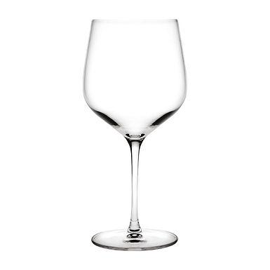 Burgundy Wine Glass Nude Refine, Crystal, 625ml