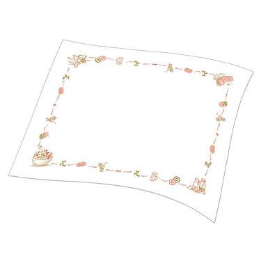 Disposable Tablecloth Endless, Salt & Pepper, 4400gr, 3ply, 100x130cm