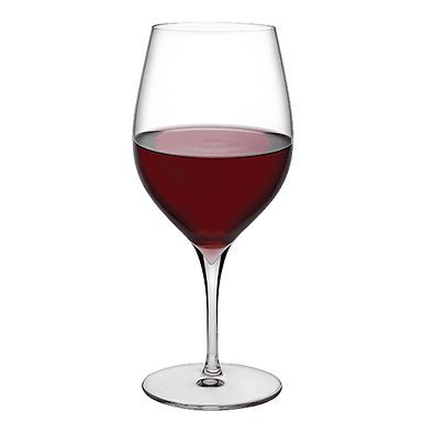 Red Wine Glass Nude Terroir, Crystal, 670ml