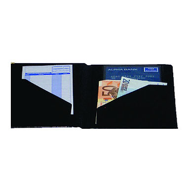 Check Folder, with 2 Pockets, 14x22cm