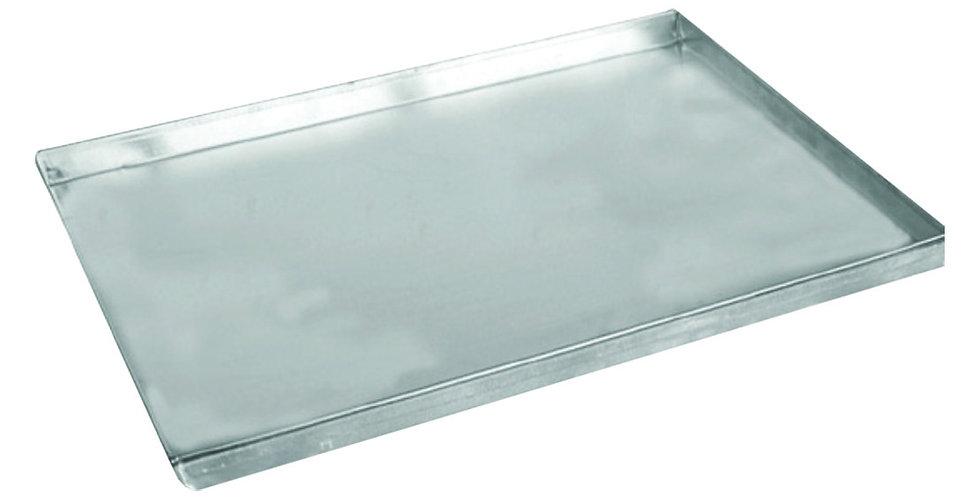 Baking Pan, Rectangle, Aluminum, 60x40x2cm