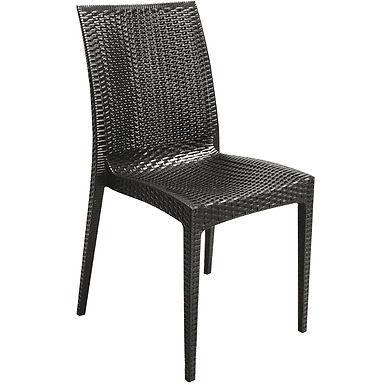 Chair Grandsoleil Rattan Bistrot Polypropylene