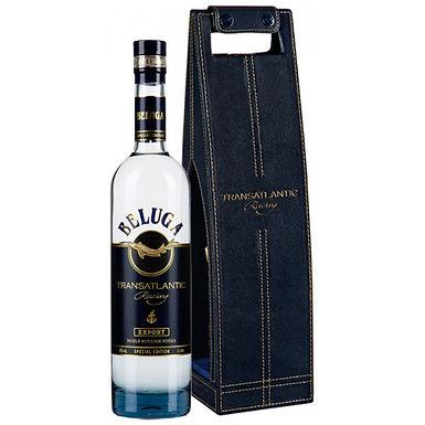 Beluga Transatlantic Vodka with Leather Box, 700ml