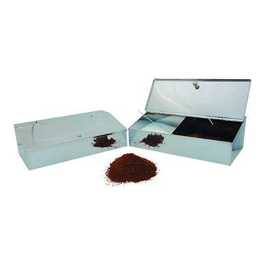 Coffee Container, Inox, 29x15x10cm, 2 Types