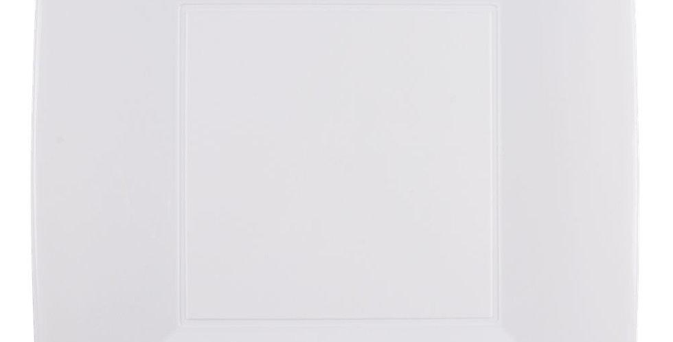 Disposable Plate Goldplast, Square, PP, 9 Colors, 29x29cm
