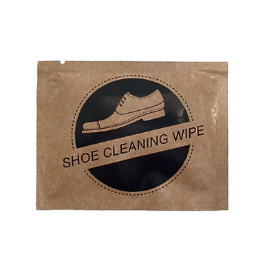 Shoe Cleaning Wipe in Sachet Leone, 150pcs