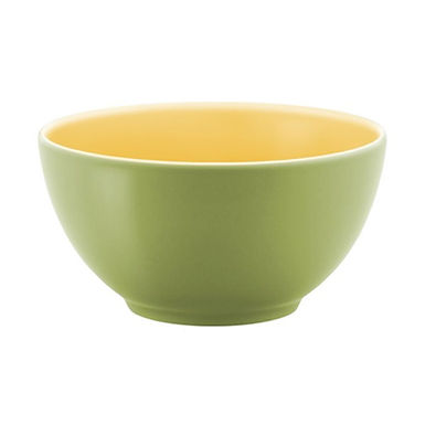 Bowl CoK Earth, Stoneware, Green-Yellow, 500ml, Ø145x75mm