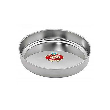 Baking Pan Venus, Round, Stainless Steel, Ø28cm