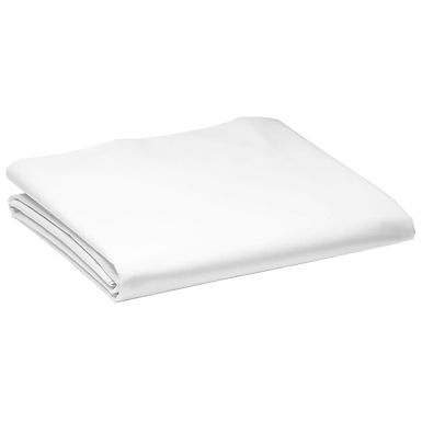 Duvet Cover Fragente, White, 48% Cotton, 220x240cm