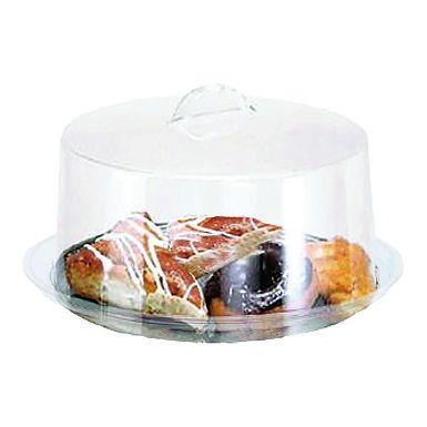 Cake Tray, Plexiglass, Ø30x2.5cm