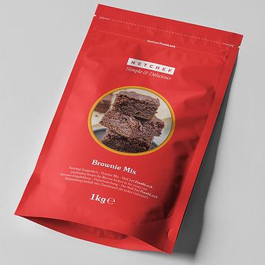 Brownie Mix NETCHEF, 1kg