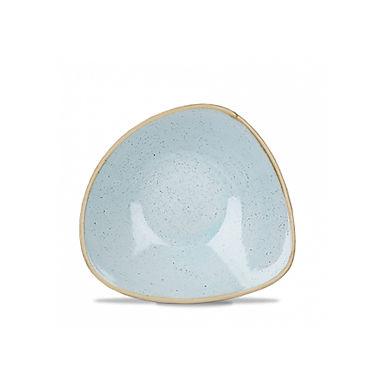 Bowl Churchill Stonecast, Triangle, Duck Egg Blue