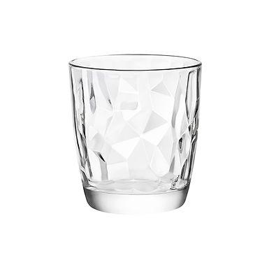 Water Glass Bormioli Rocco Diamond, 300ml
