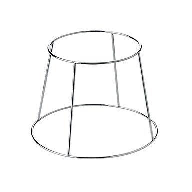 Buffet Stand Leone, Chromed S. Steel, 1 pc, 28x20x20.5cm