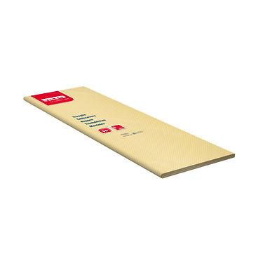 Disposable Tablecloth Fato, with Nylon Membrane, Champagne, 1x1m