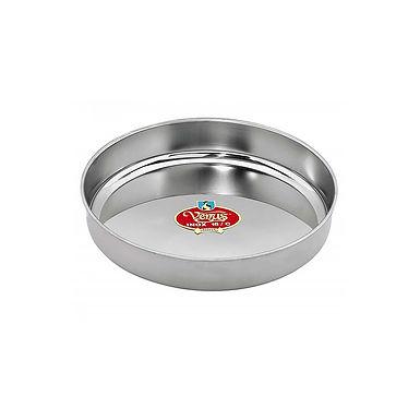 Baking Pan Venus, Round, Stainless Steel, Ø26cm