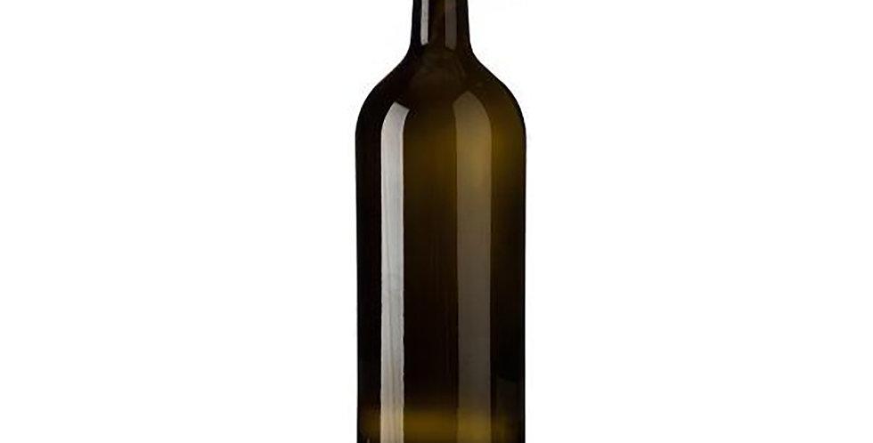 Bottle Bordolese Italia, Glass, Antique, 5000ml