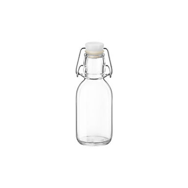 Bottle with Hermetic Lid Bormioli Rocco Emilia, 250ml