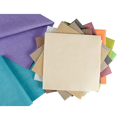 Napkin Optima Cromatico, Soft Touch, 13 Colors, 600pcs, 1/4 Fold, 40x40cm